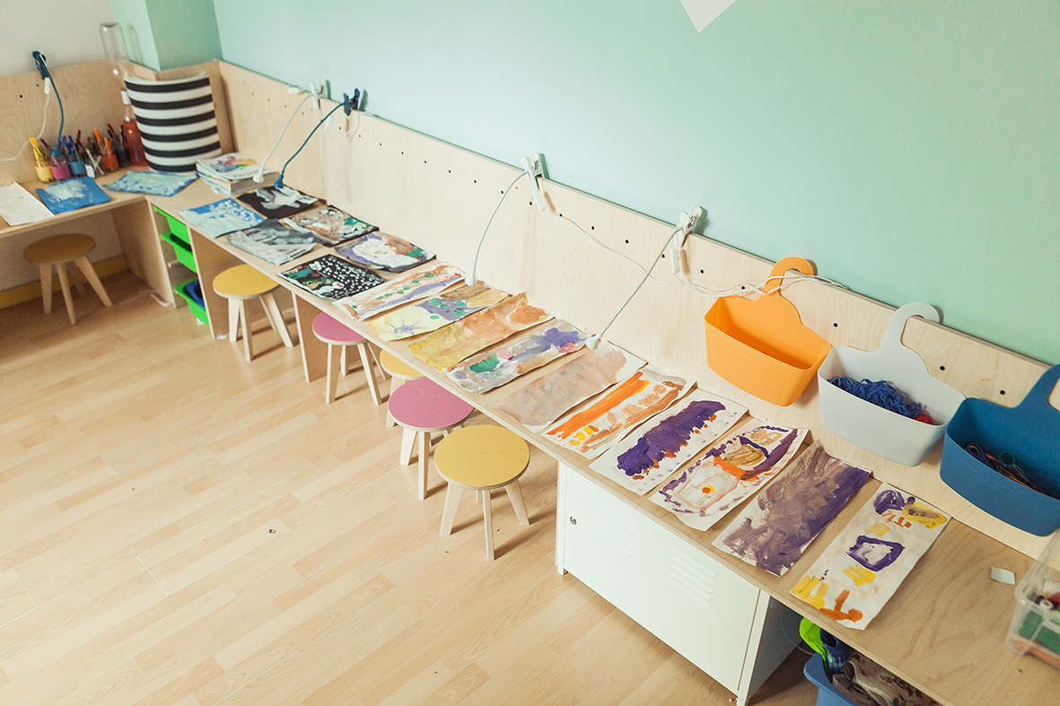 Unser Atelier