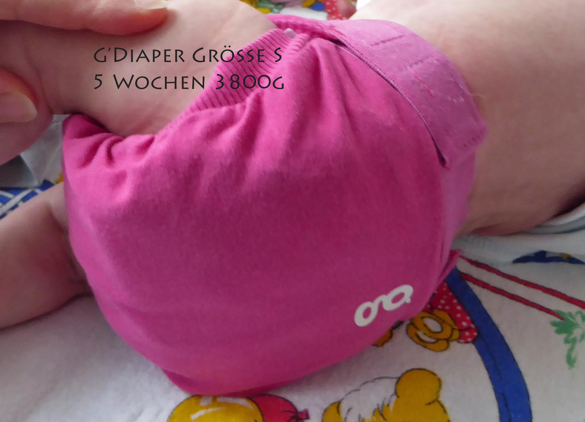 G-Diaper Größe S