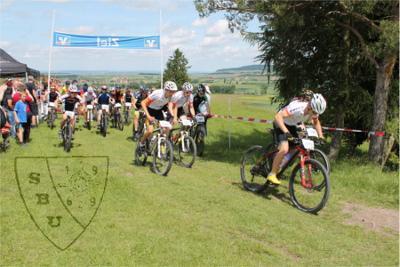 Das traditionelle Mountainbike-Rennen auf dem Weigenheimer Kappelberg