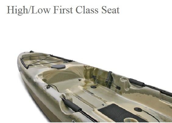 No seat