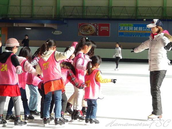 2013.10.27(日) フィギュアスケート体験会の様子
