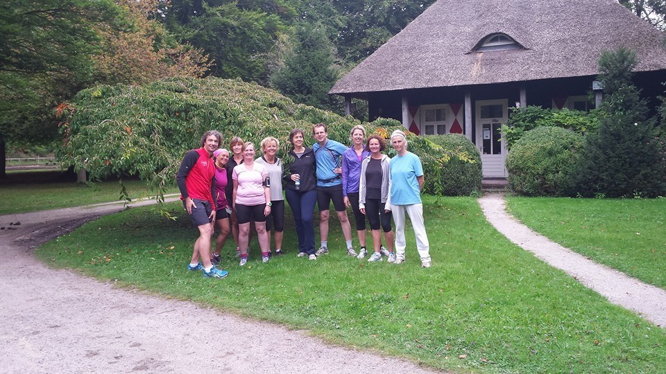Mindful Run workshop met Mindfulness centrum Den Haag