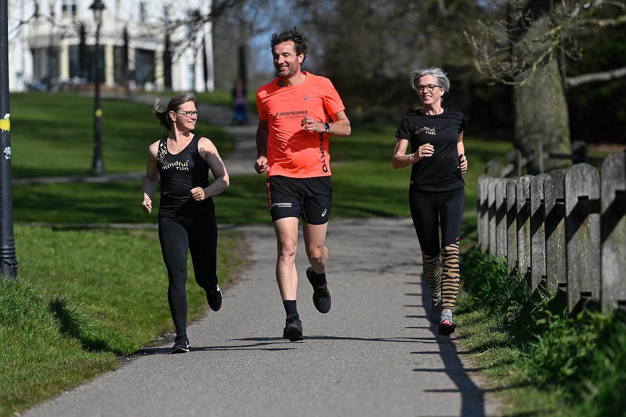5 weekse cursus Mindful Run Sonsbeek Park Arnhem