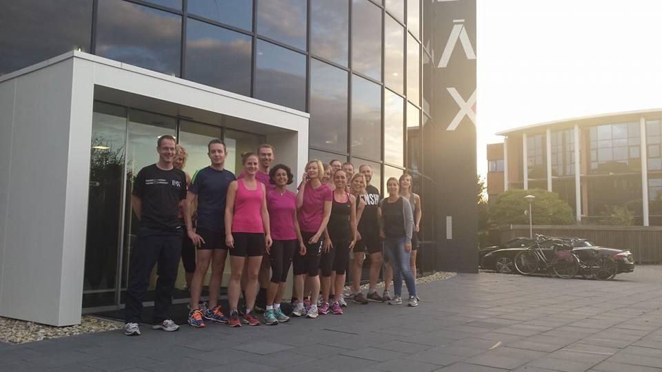Mindful Run clinic BAX advocaten Doetinchem