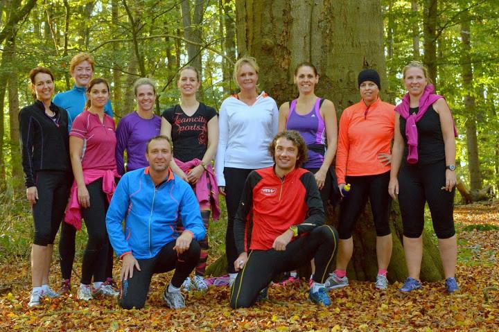 MIndful Run zondagmorgen groep Nijverdal 2015
