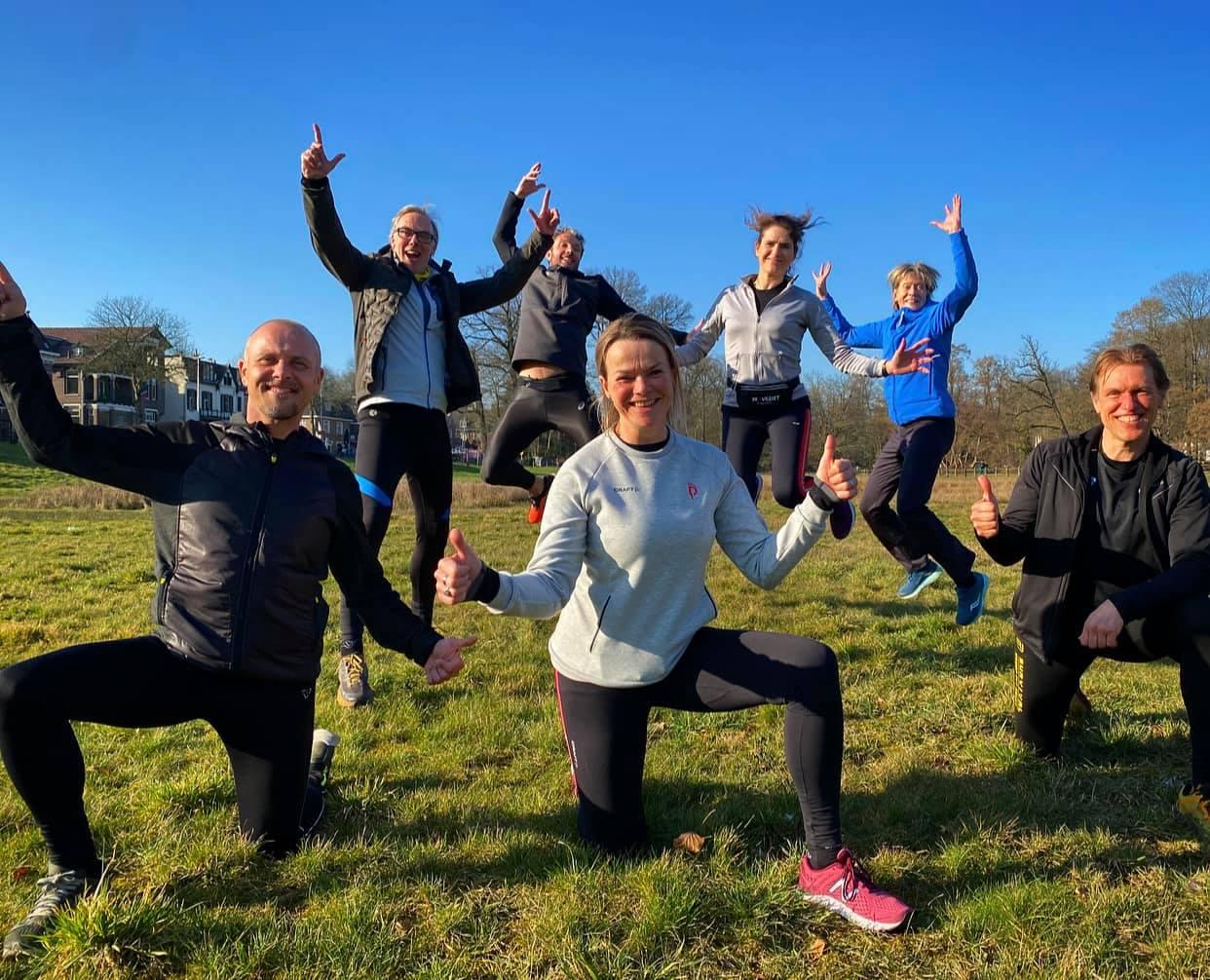 5 weekse Mindful Run cursus in Oosterbeek