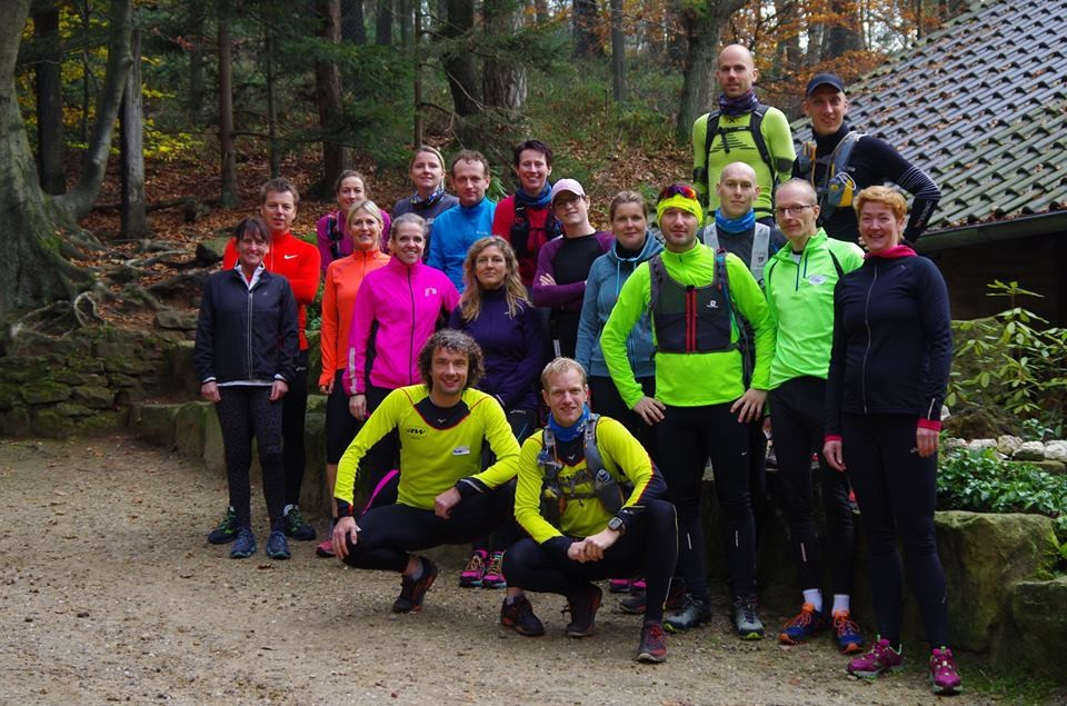 Mindful Run trail event Teckelenburg Duitsland 2014