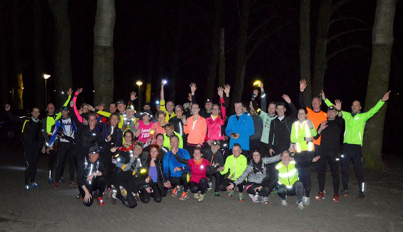 Mindful Run Nighttrail Hellendoorn 2015