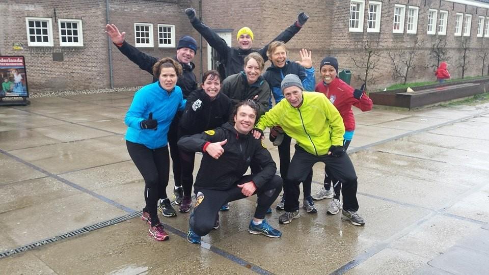 Mindful Run workshop Kracht van Ademhalen Bootcamp Maffia 2015