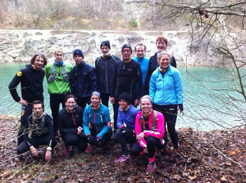 Mindful Run trail event Blue lagoon 2015
