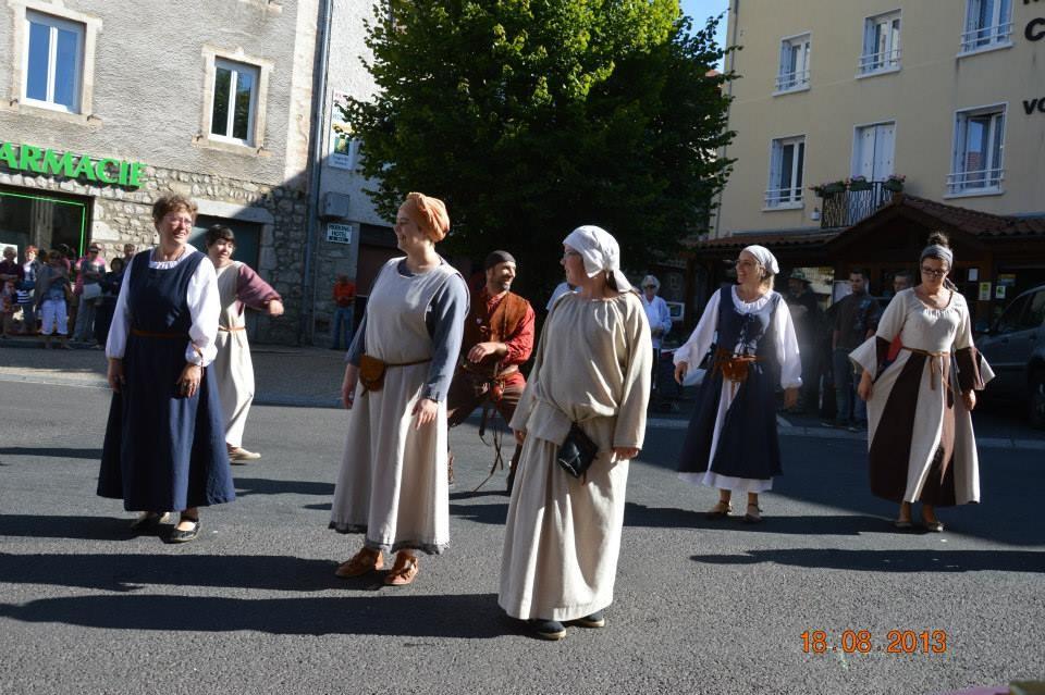 Saint-Anthème août 2013