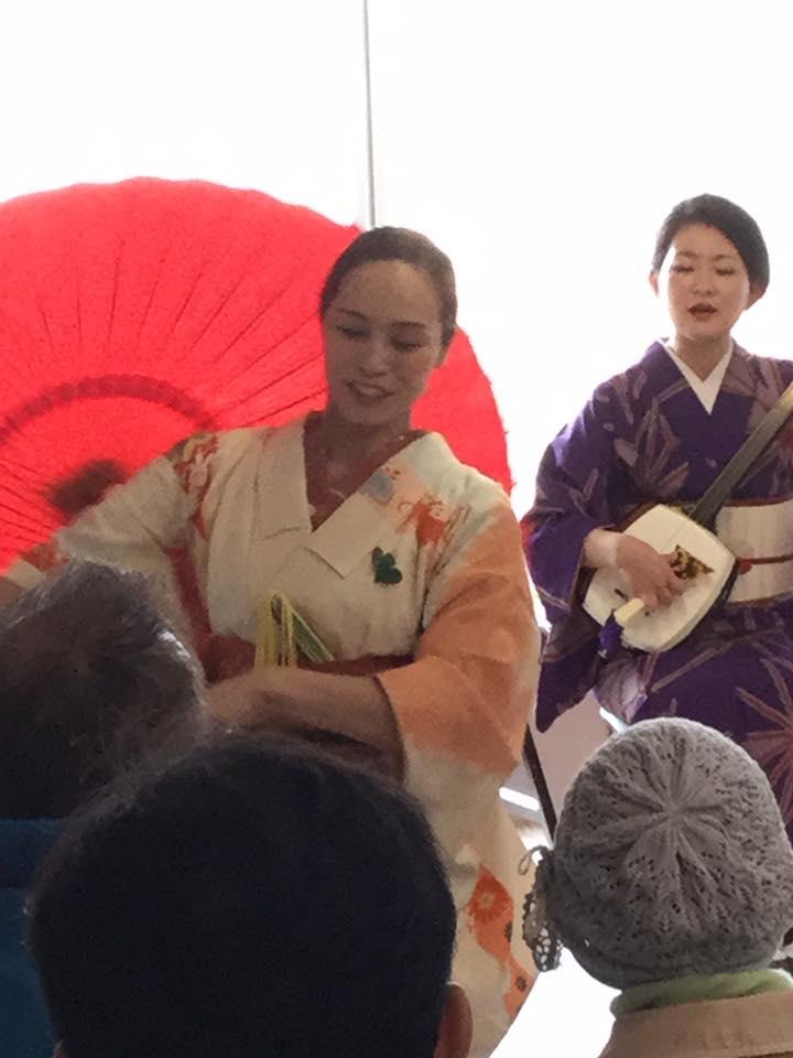 津軽手踊り「津軽アイヤ節」