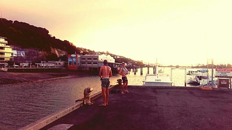 Posen am Hafen :3