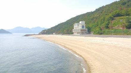 広島県江田島市 入鹿海岸・サンビーチ