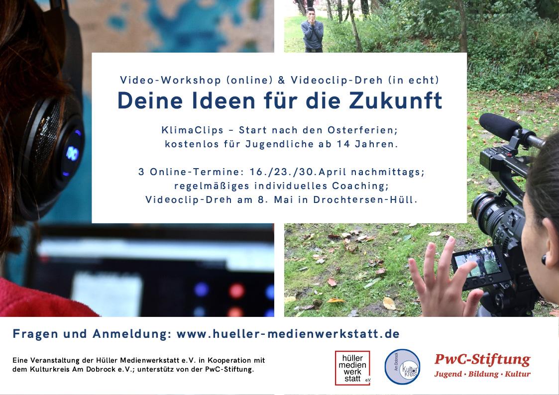 Video-Workshop Klima-Clips
