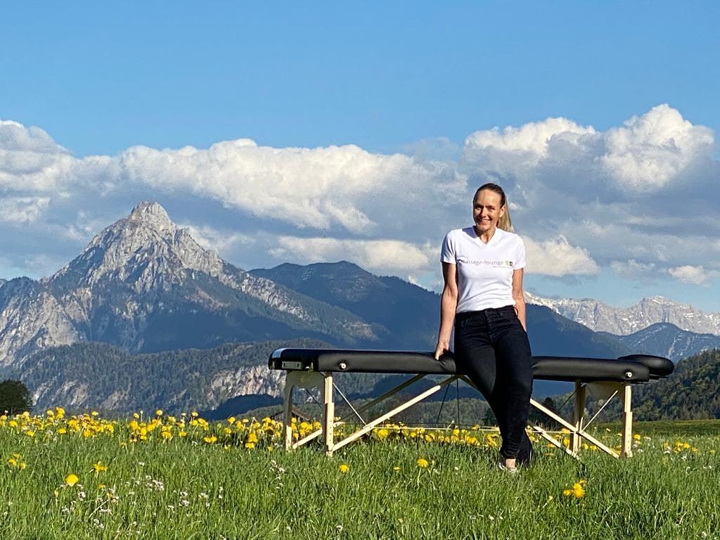 Mobile Massage im Allgäu