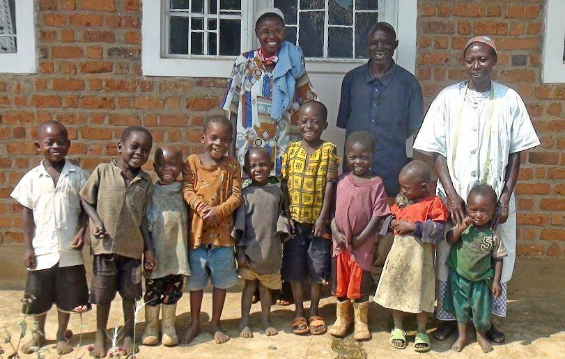 Enfants accueillis à l'OASIS