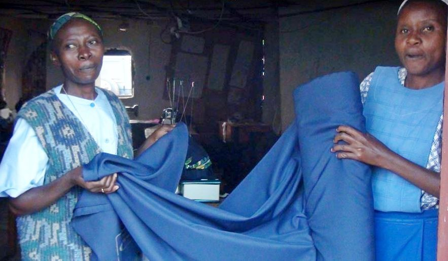 Tissu neuf pour uniformes