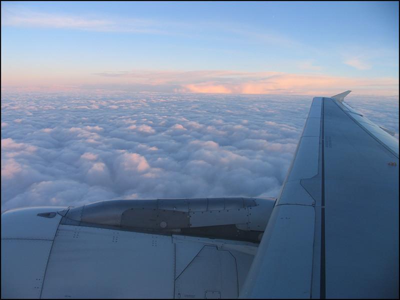 16.6.2005 4.00 Uhr-wir fliegen nach Chalkidiki