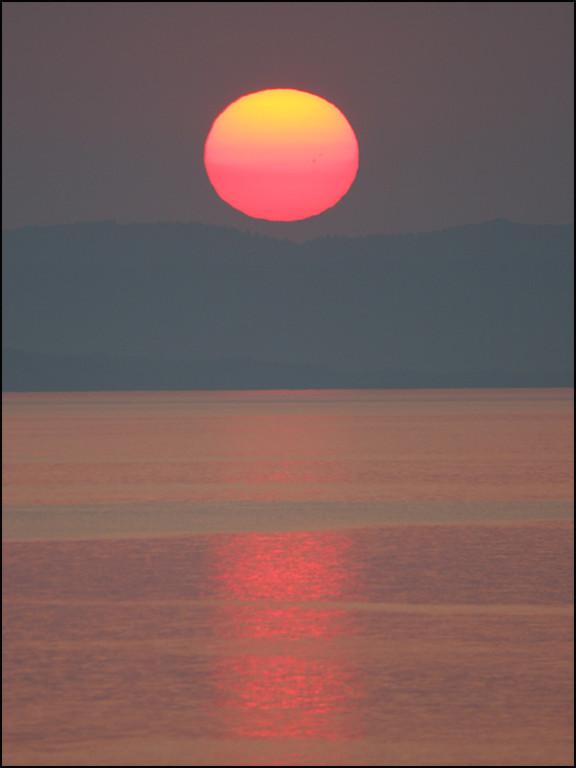 ...um traumhafte Sonnenaufgänge zu genießen