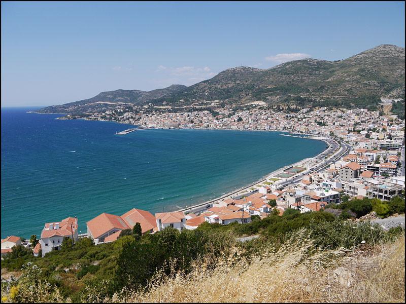 'Vathy'-(Samos Stadt)