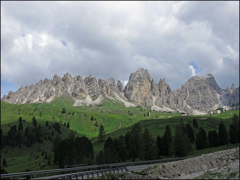 Klettersteig Pisciadu : Klettersteige pisciadù km bergwelten
