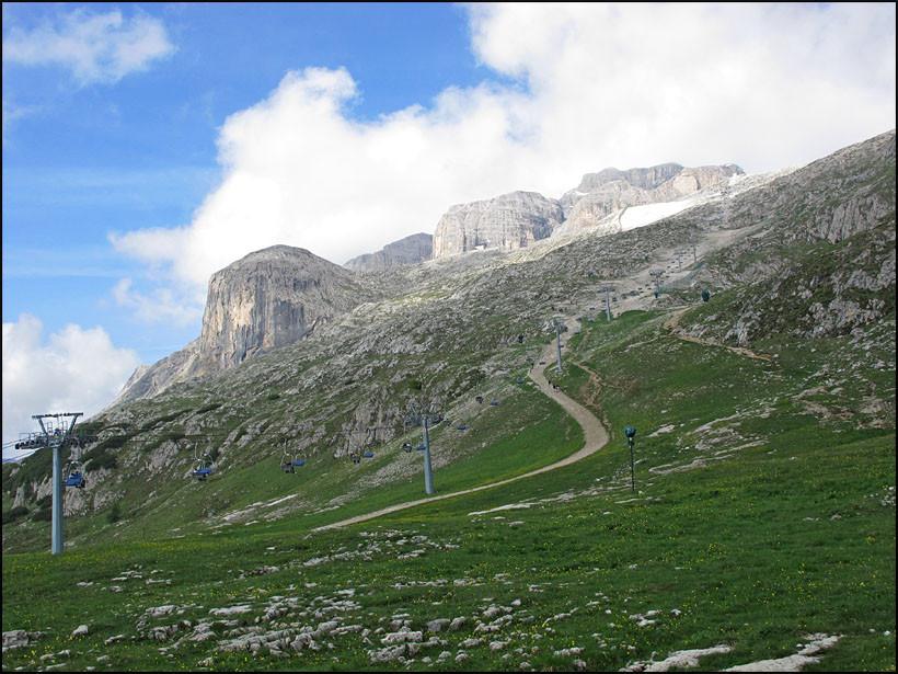 Vallon Klettersteig : Boeseekofel klettersteig faszination hochtouren