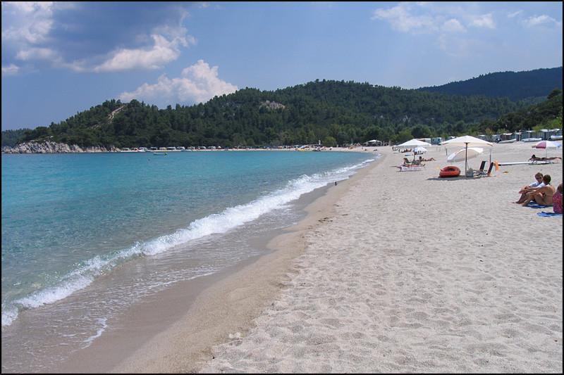 ein Strand schöner als der andere