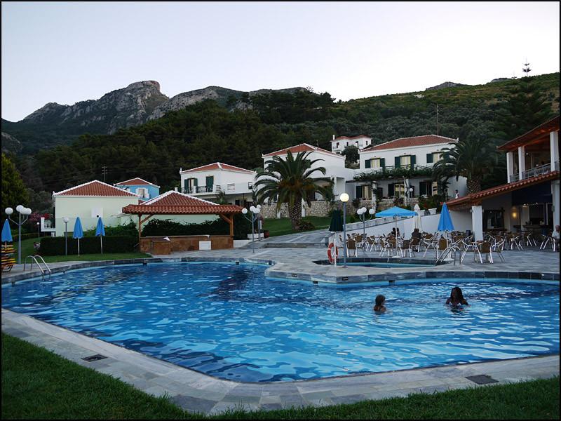 unser Hotel 'Arion'