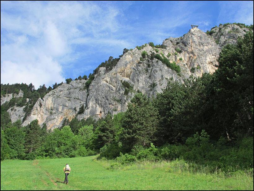 Klettersteig Hohe Wand : Hohe wand norbert schluga klettersteig picture