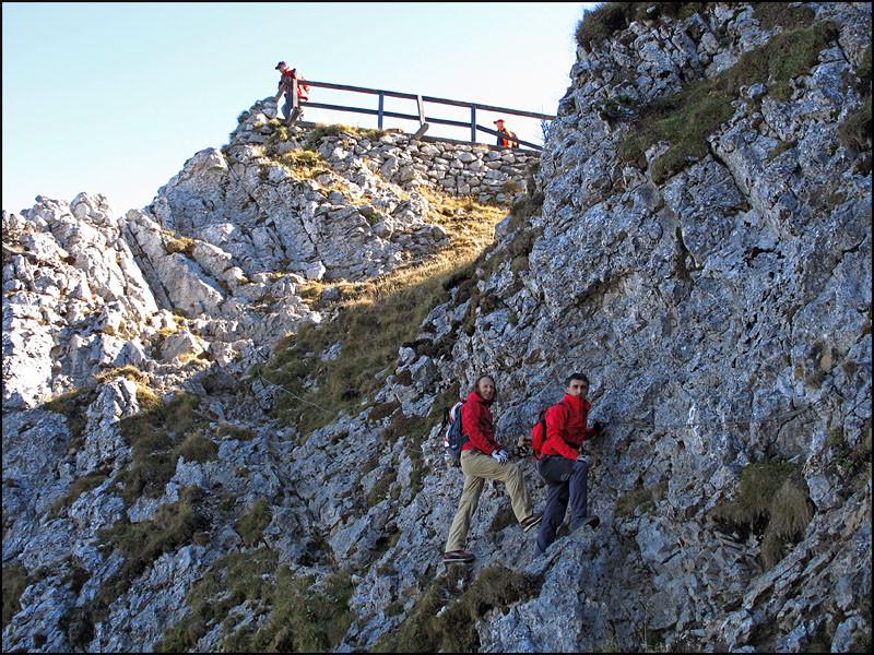 Klettersteig Rax : Rax preinerwand klettersteig youtube