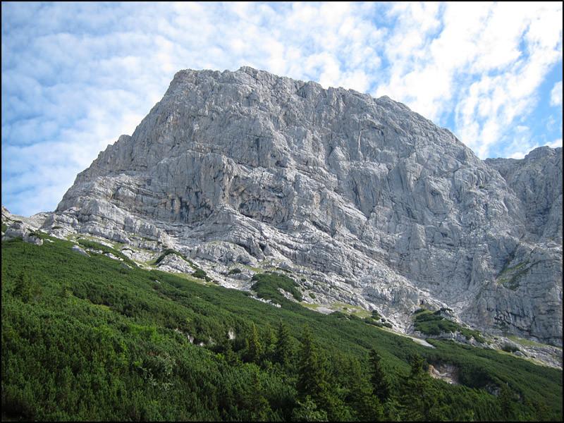 Klettersteig Buchstein : Gstatterboden brucksattel buchsteinhaus