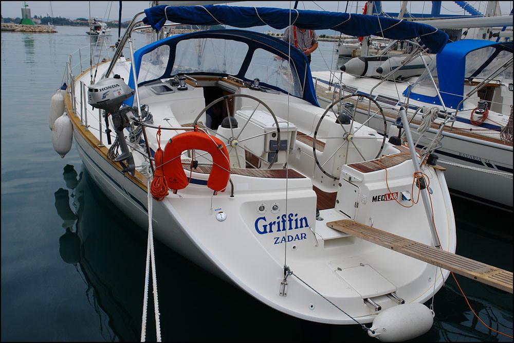 unser Schiff-die 'GRIFFIN'