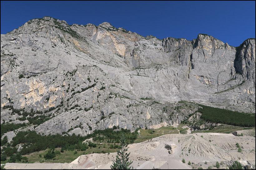 Klettersteig Che Guevara : Via ferrata che guevara