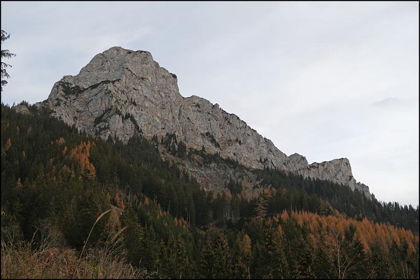Eisenerzer Klettersteig : 13.11. eisenerz pp auf der au 800 markussteig eisenerzer