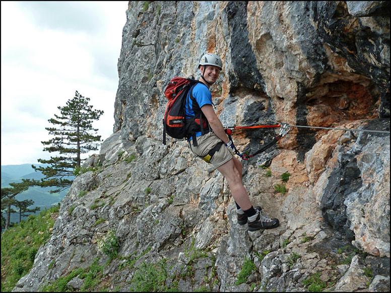 Mödlinger Klettersteig : Mödlinger klettersteig b c robertrosenkranz at