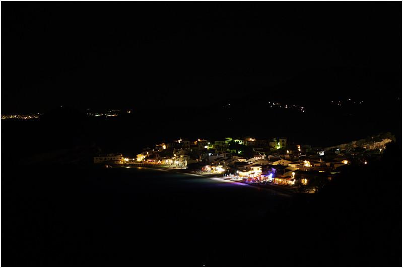 'Kokkari' bei Nacht