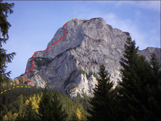 Klettersteig Eisenerz : Klettersteig kaiser franz joseph review of leopoldsteinersee
