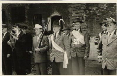 Schützen 1956