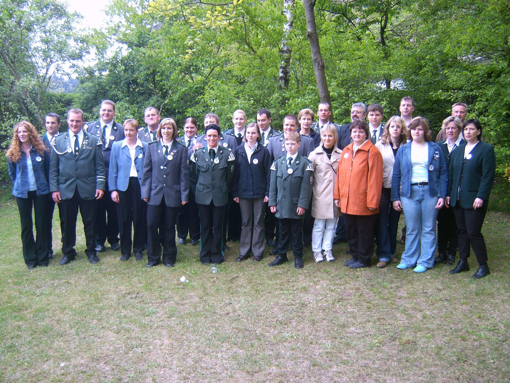 2005 ehemalige Kinderkönige