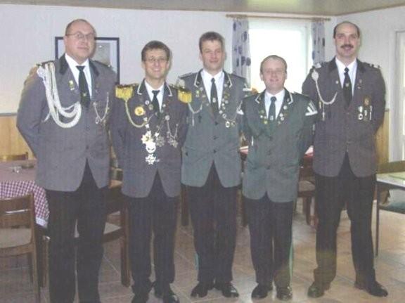 2004 Vorstand
