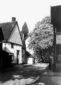 Mauerstraße um 1935