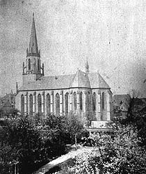 Neue Kirche von 1861