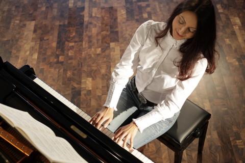Pianistin Maria Streltsova, Bonn