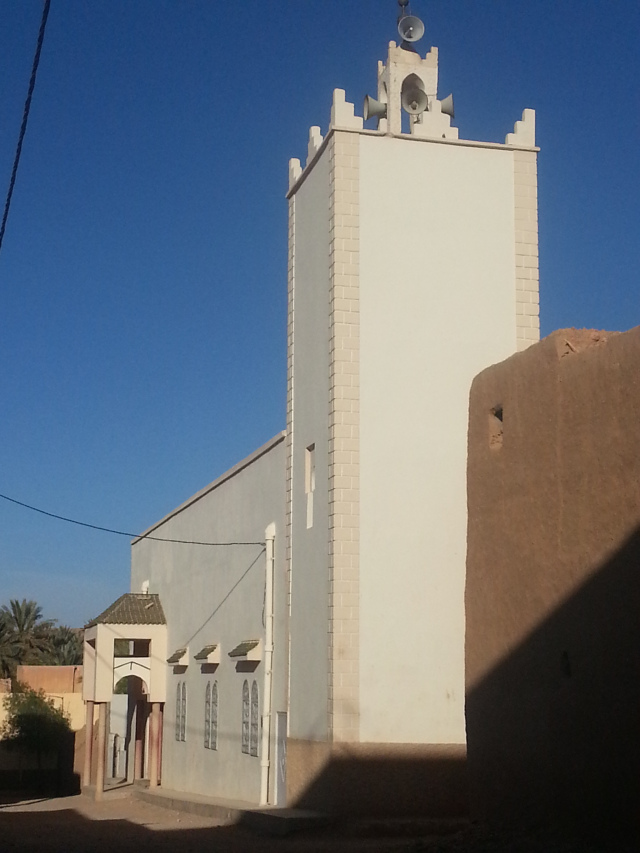 Small-town Mosque