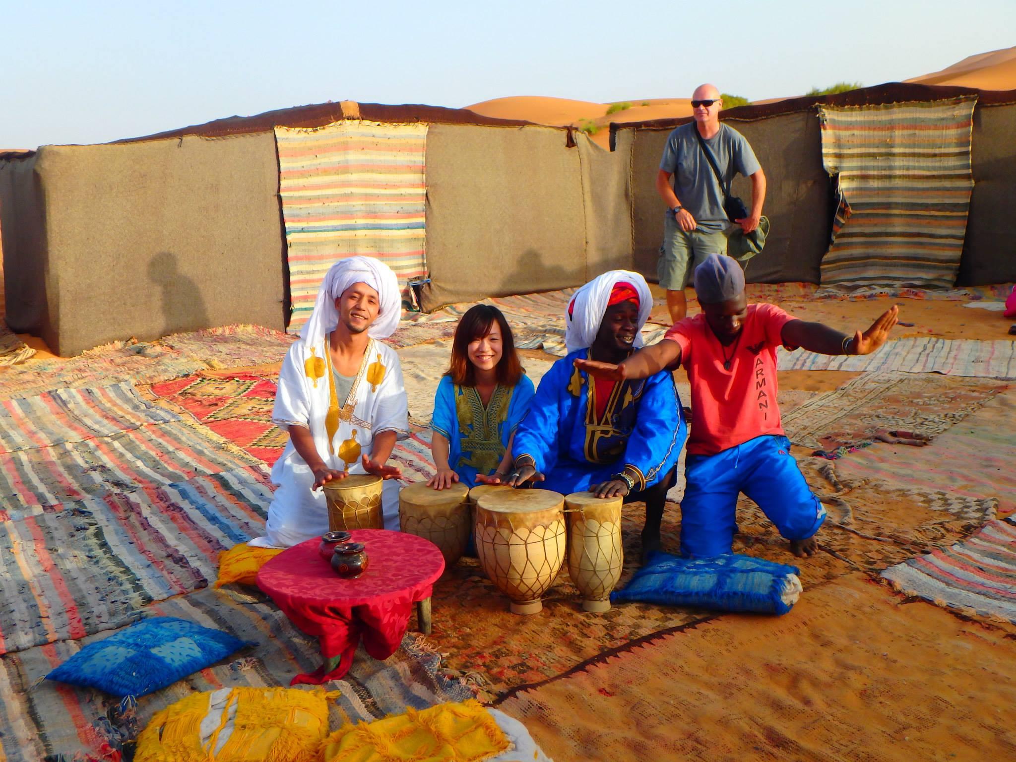 Desert Family