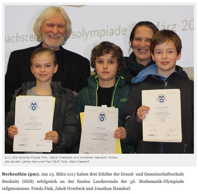 Foto: Marc Hamdorf, Bericht: herzogtum-direkt.de