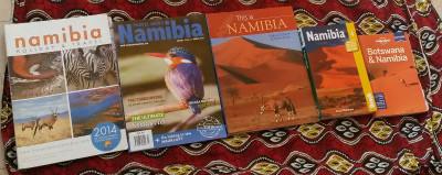 旅の参考にしている本たち