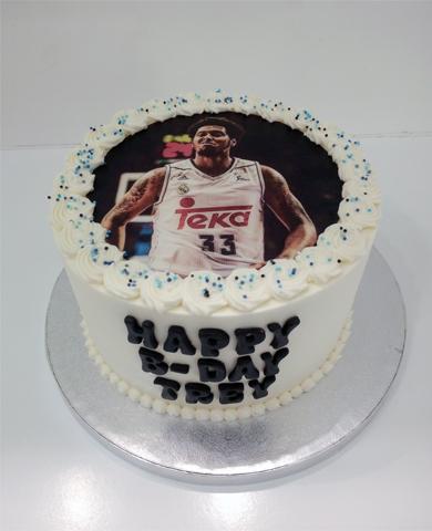 Cumpleaños de Trey Thompkins