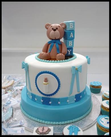 Baby Shower Tiago